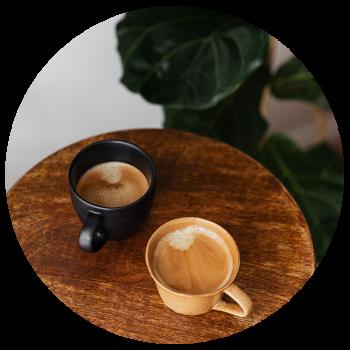 Praktijk de Rank - koffie